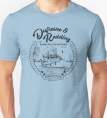 Dufresne and Redding Hope Fishing Charters T-Shirt