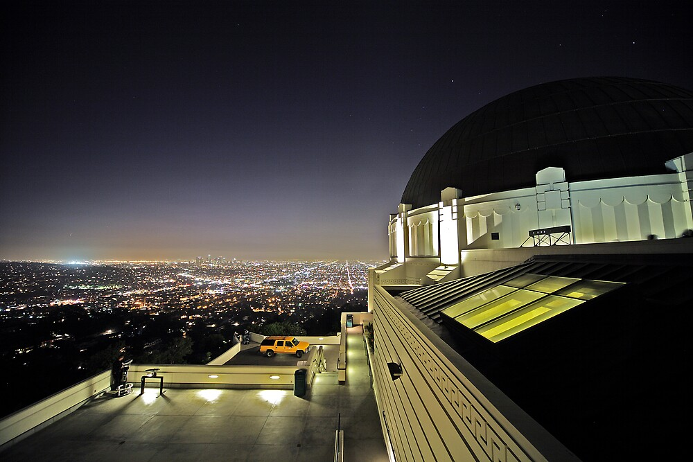 Los Angeles Night by ehpien