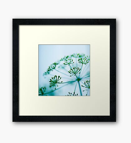 Gentle Whisper Framed Print