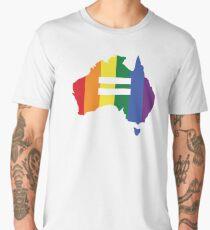 marriage equality australia Men's Premium T-Shirt