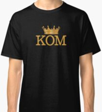 KOM – King of the mountain Classic T-Shirt