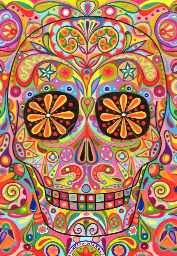 Dia de los Muertos by Thaneeya McArdle