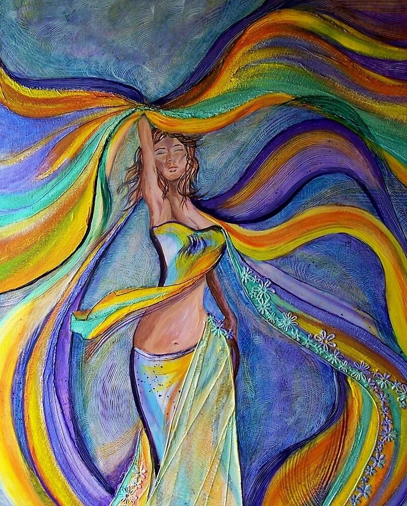 Dance of the Veils by Ciska