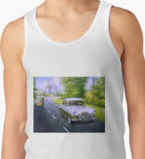 Ford Zephyr saloon.  Tank Top