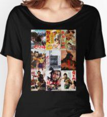 Kurosawa Mix Women's Relaxed Fit T-Shirt