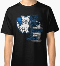 OWNER SAID MEOW HE UNDERSTANDS MY LANGUAGE Classic T-Shirt