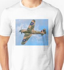 Hawker Hurricane I P3717 G-HITT T-Shirt