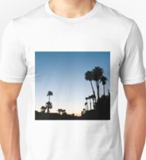 Palm Trees Sunset T-Shirt