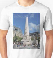 National Monument, Dam Square, Amsterdam, Netherlands Unisex T-Shirt