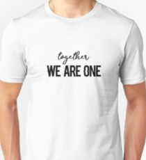 Together We are One - Orphan Black T-Shirt