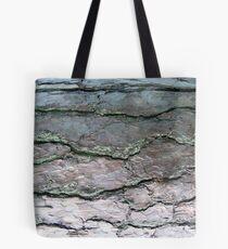 translucent bark Tote Bag