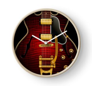 Quot Electric Guitar Quot By Pepetto Redbubble