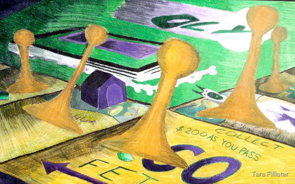 Maniac Monopoly by Tara Filliater