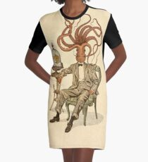 Haircut number 8 Graphic T-Shirt Dress