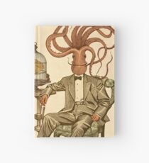 Haircut number 8 Hardcover Journal