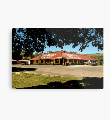 Historic Dargo Hotel, Victorian High Country Metal Print