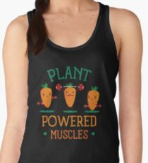 Plant Powered Muscle Women's Tank Top