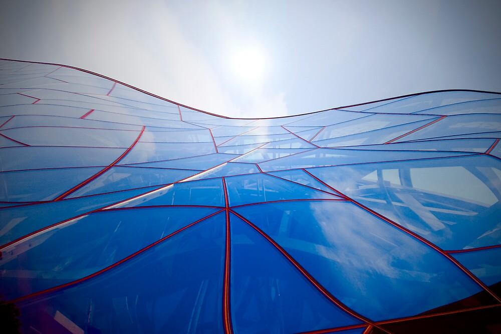 Federation Square by Daniel Sheehan