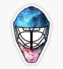 The Goalie Sticker