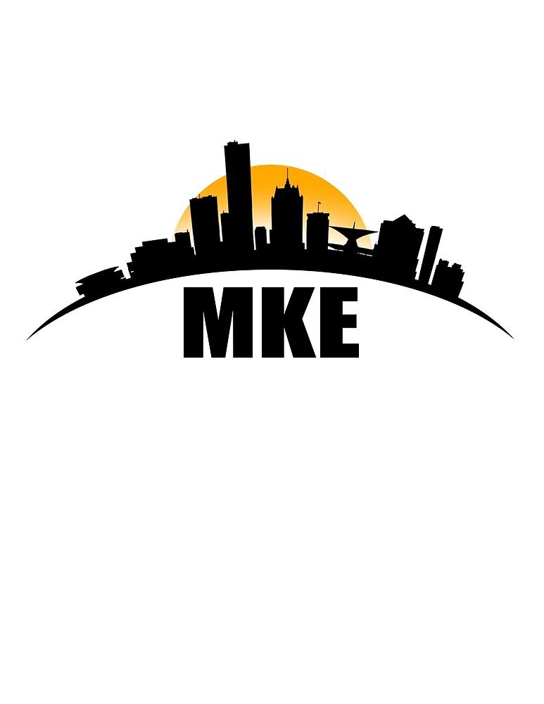 MILWAUKEE SKYLINE by jayg3031