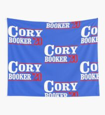 Cory Booker for President, 2020, resist and revolt Wall Tapestry