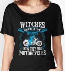 Motorcycle Witches Women's Relaxed Fit T-Shirt