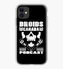 Droids Canada BC Design iPhone Case
