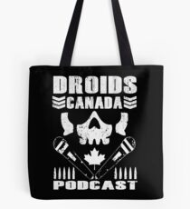 Droids Canada BC Design Tote Bag