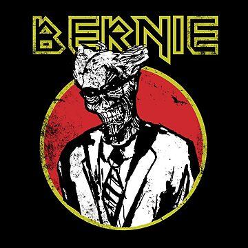 Bernie Sanders Iron Maiden Parody - Still Bernie by shopstayclassy