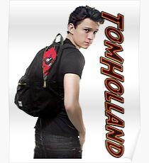Póster Tom Holland