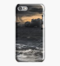 The Lighthouse Storm iPhone Case/Skin