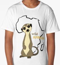 Wild Africa I Long T-Shirt