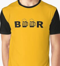 BEER! Graphic T-Shirt