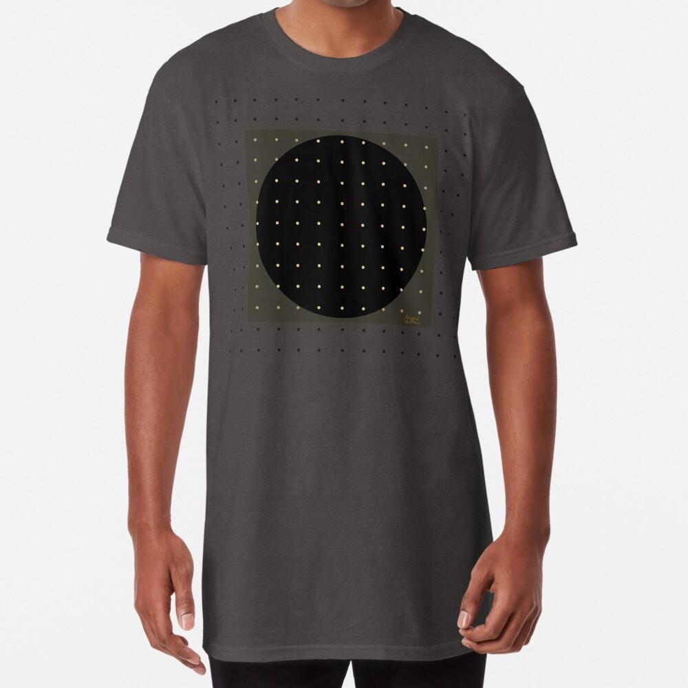 Grey & Dots Camiseta larga
