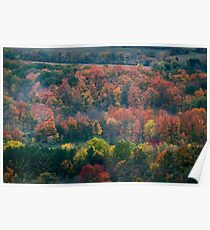 Canadian Fall Poster