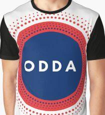 Odda Norway Graphic T-Shirt