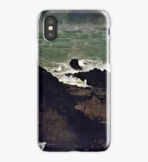 crack up iPhone Case/Skin