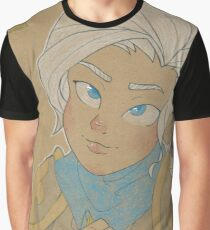 Critical role Pike Trickfoot Graphic T-Shirt