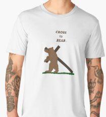Cross to Bear Men's Premium T-Shirt