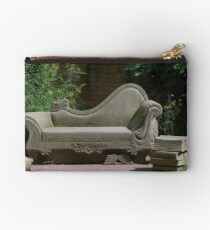 Chaise Longue In The Garden Studio Pouch
