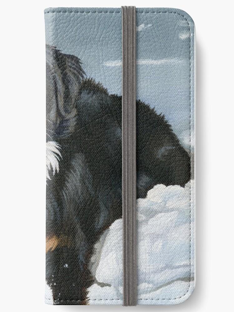 Bernese Mountain Dog Painting by ClarityArt