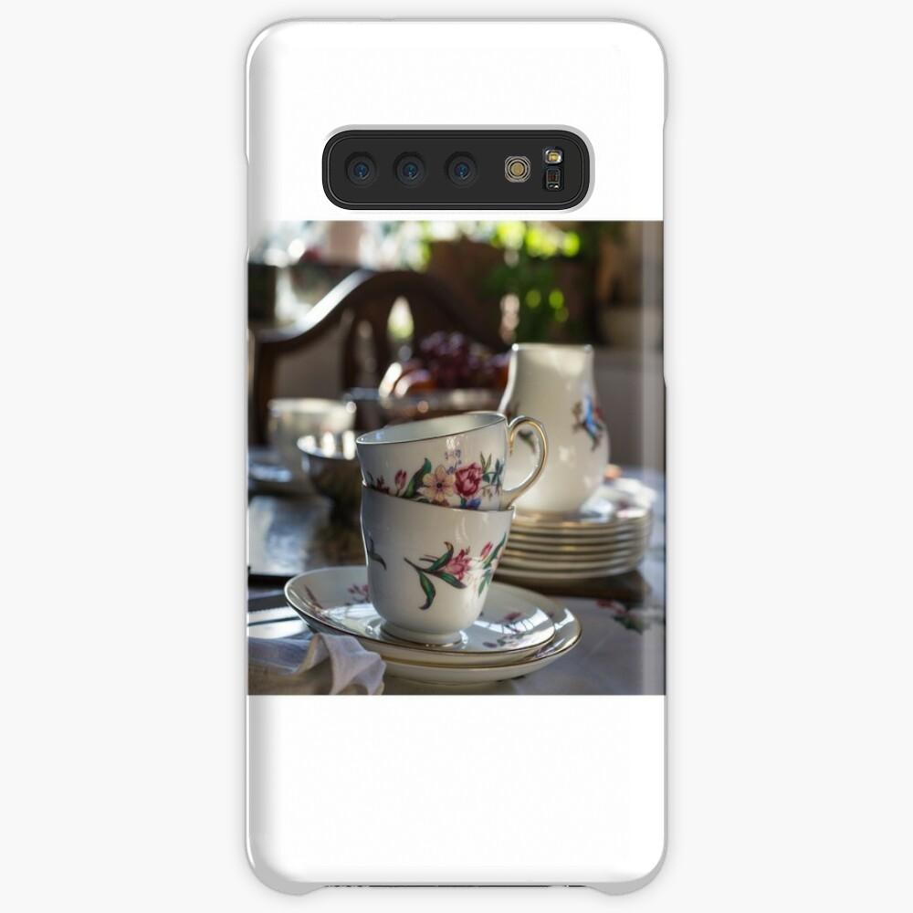 Tea time Case & Skin for Samsung Galaxy