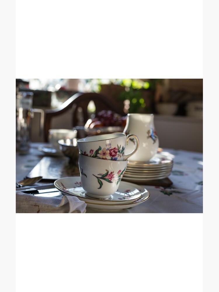 Tea time by jgordon