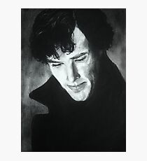 The Consulting Detective Photographic Print