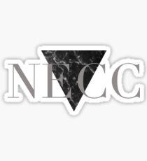 NECCwear Sticker