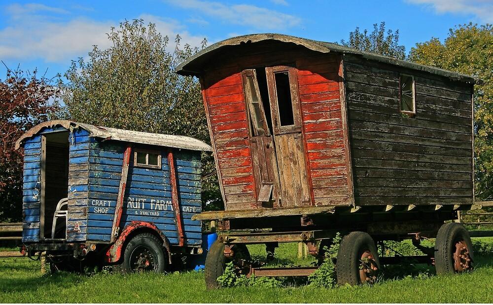 Wagons Roll ... by RedHillDigital