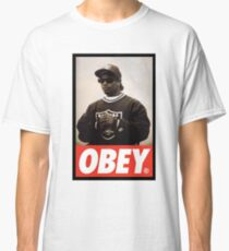 EAZY E OBEY DESIGN Classic T-Shirt