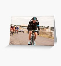 Chris Froome Greeting Card
