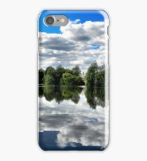UEA Lake Reflection iPhone Case/Skin