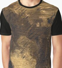 metallic storm.  Graphic T-Shirt